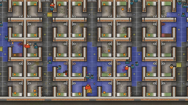 Prison Architect para PS4