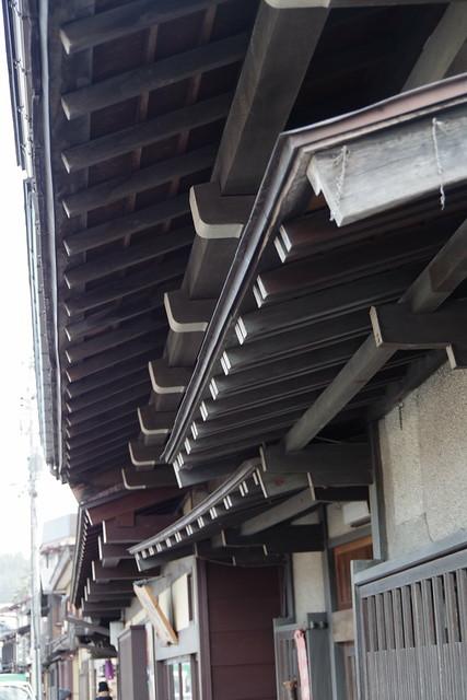 Takayama old town walking 01