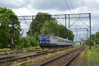 Lokomotywy elektryczne - Electric locomotives - Elektrolokomotiven