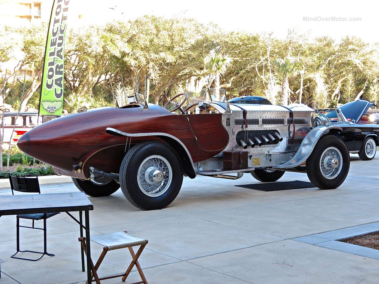 Rolls Royce Thunderbolt V12 Custom Amelia Island 8
