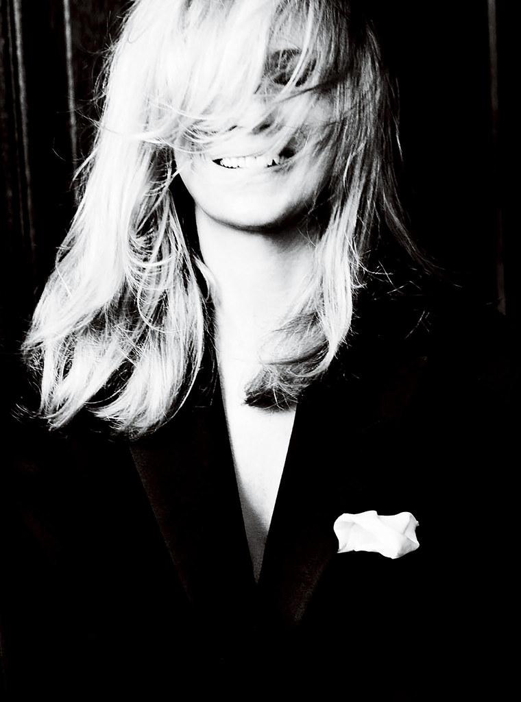 Кейт Мосс — Фотосессия для «Vogue» IT 2016 – 9