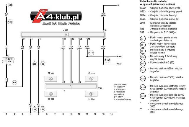80015 - Układ kontroli ciśnienia w oponach - 11
