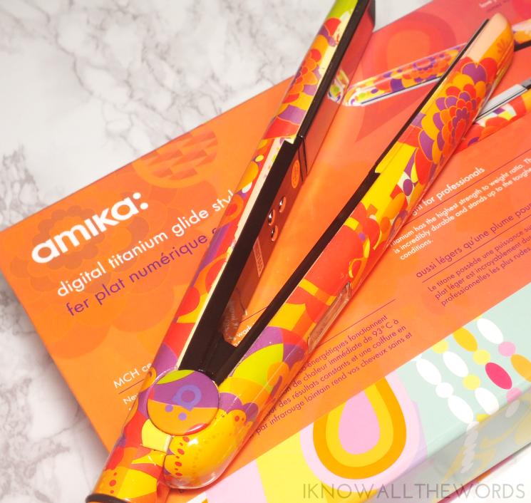 abaa beauty amika digital titanium glide styler