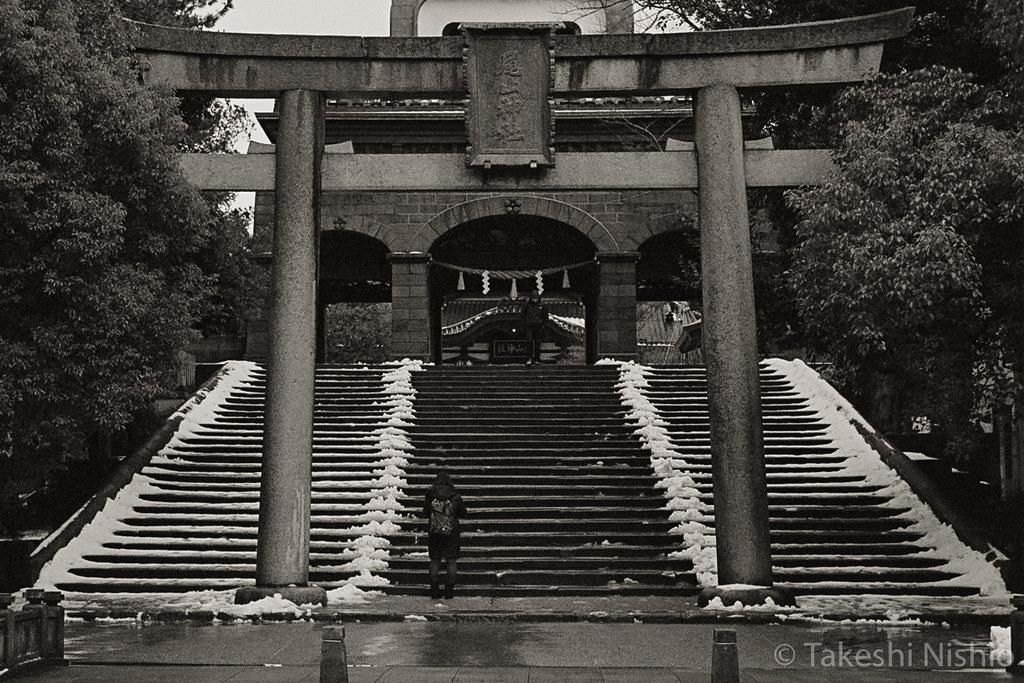 oyama-jinjya shrine