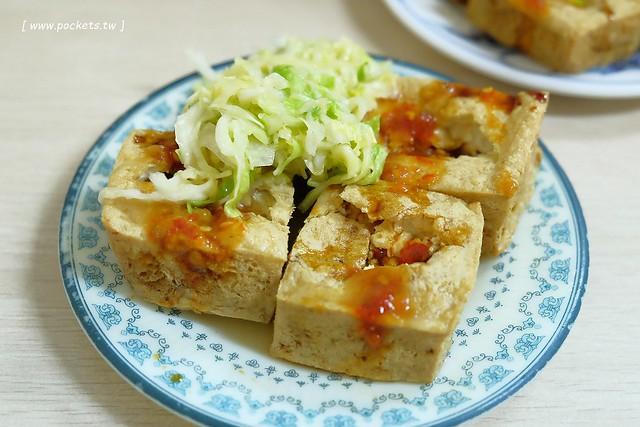 24734936363 fa8279ba32 z - 新社老街豆腐宗│新社超人氣小吃美食,在地經營超過50年,鹽酥鴨頭連骨頭都可以吃,鹹湯圓、乾麵、炸餛飩也都是人氣必點餐點