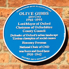 Photo of Blue plaque № 40997