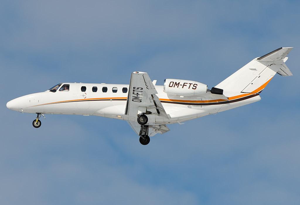 OM-FTS - C25A - Badr Airlines