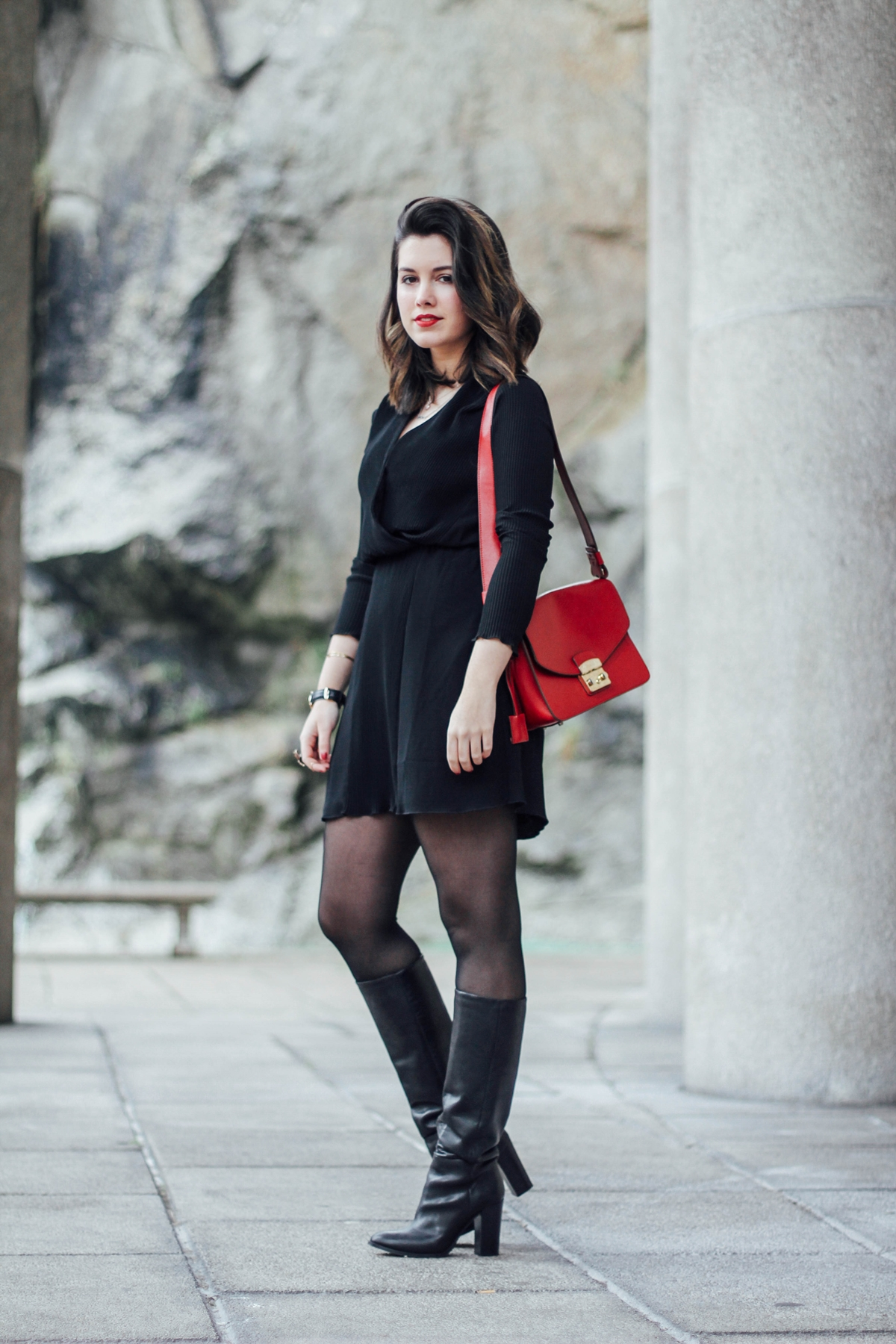 carven x la redoute capsule collection look