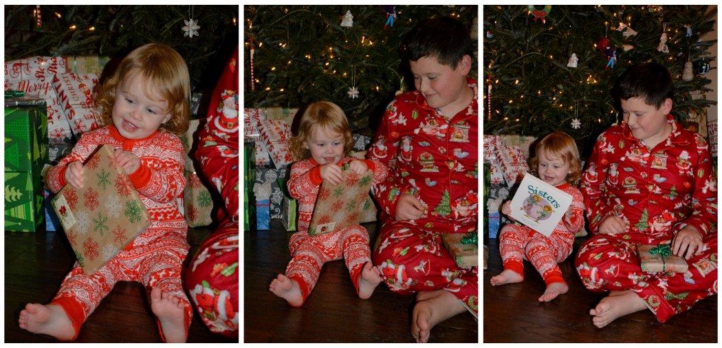 christmas eve presents