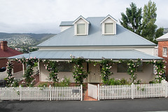 Rosy cottage