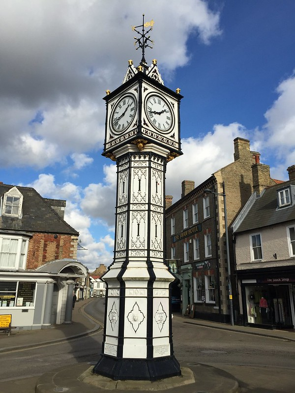 Clock Tower Downham Market