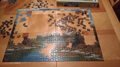 Puzzle Progress - February 9th