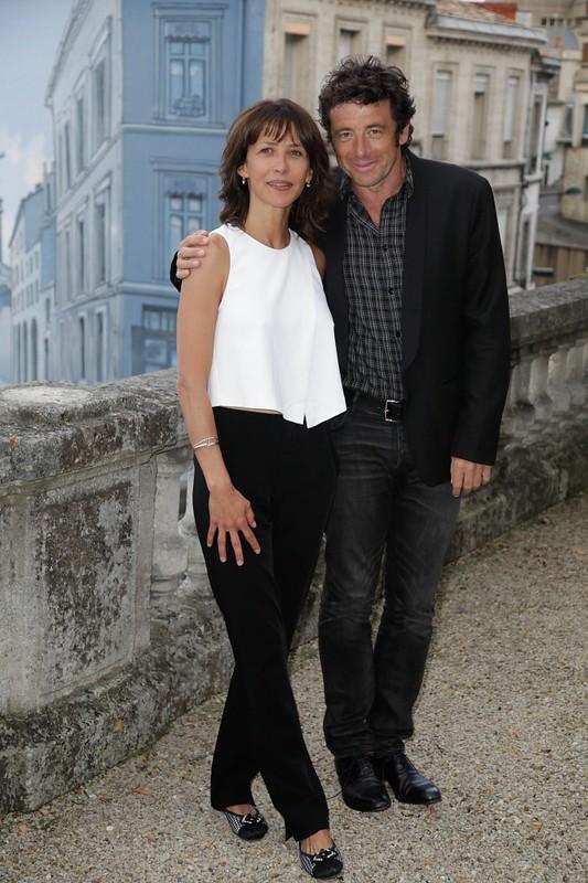Tu Veux ou Tu Veux Pas - promo - Sophie Marceau et Patrick Bruel