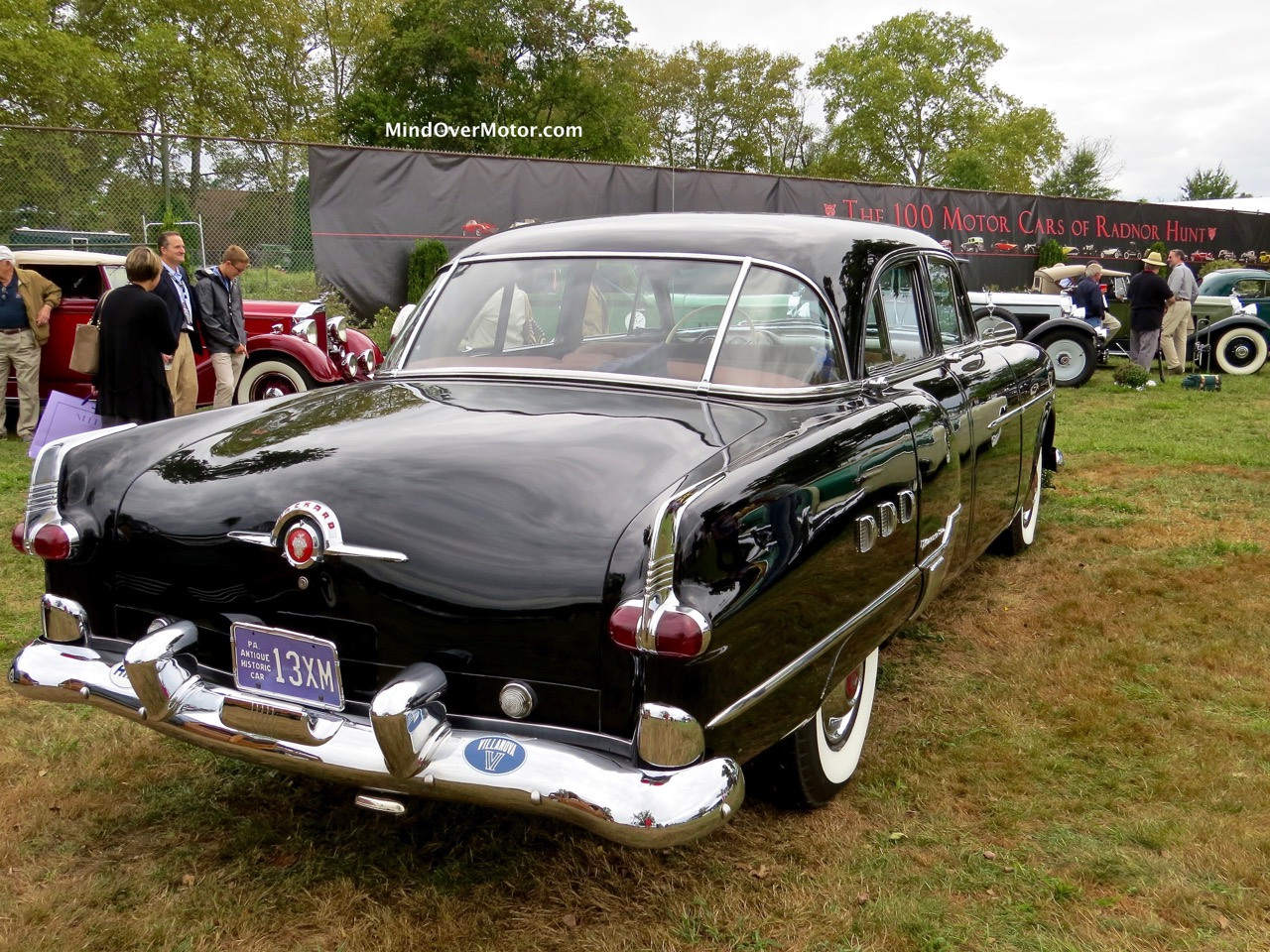 1951 Packard Patrician Rear 1