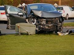 Motor mayhem in Lytham today !!!