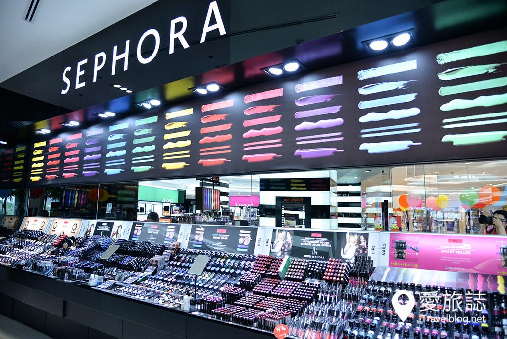 曼谷必买彩妆品牌Sephora 02
