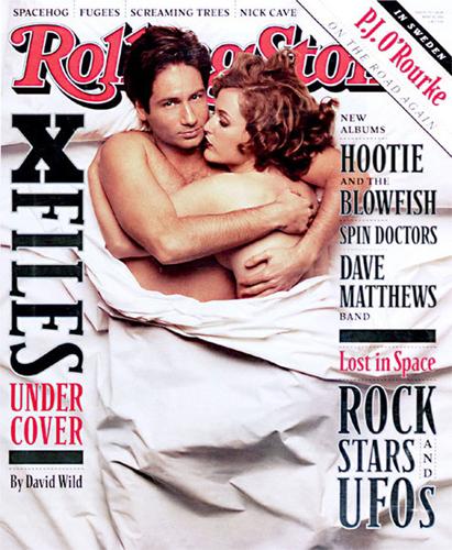 The X-Files - Press Cover 1