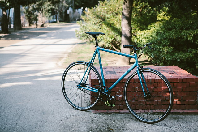 AFFINITY CYCLES - Lopro (Electric Blue/Japan Exclusive Color)