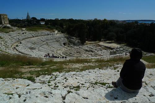 Archaeological Park - Siracusa, Sicily, Italy