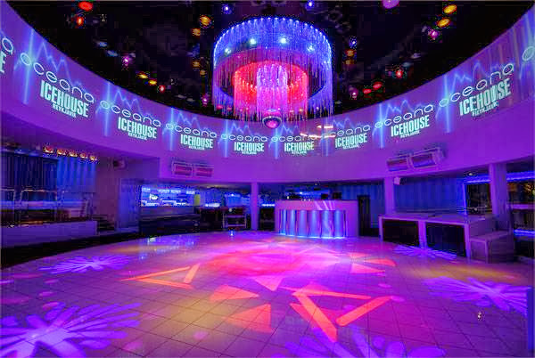 Oceana nightclub brighton