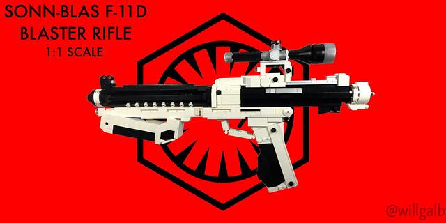 F-11D Stormtrooper Blaster Rifle
