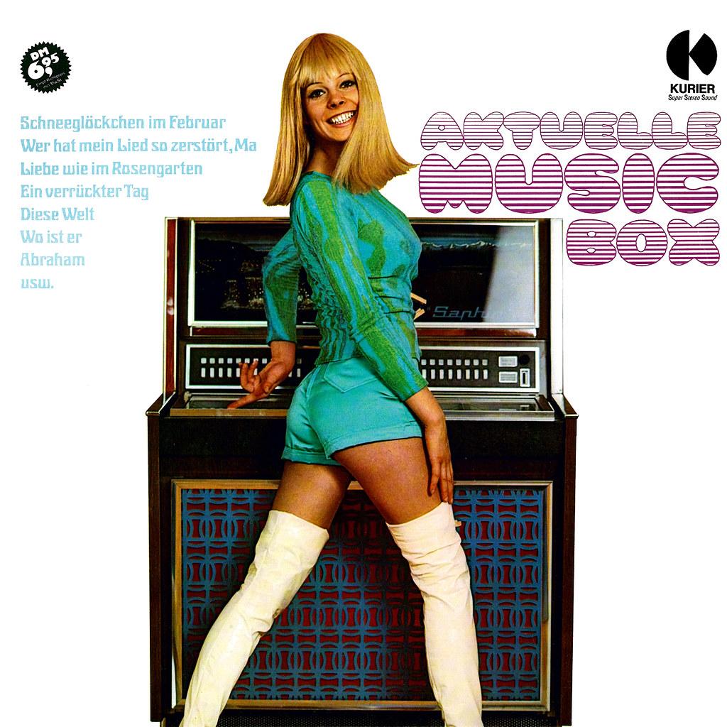 Various Artists - Aktuelle Music Box