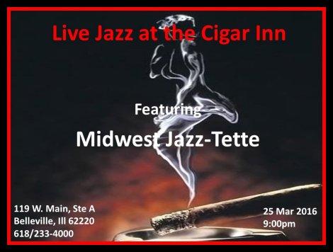 Cigar Inn 3-25-16