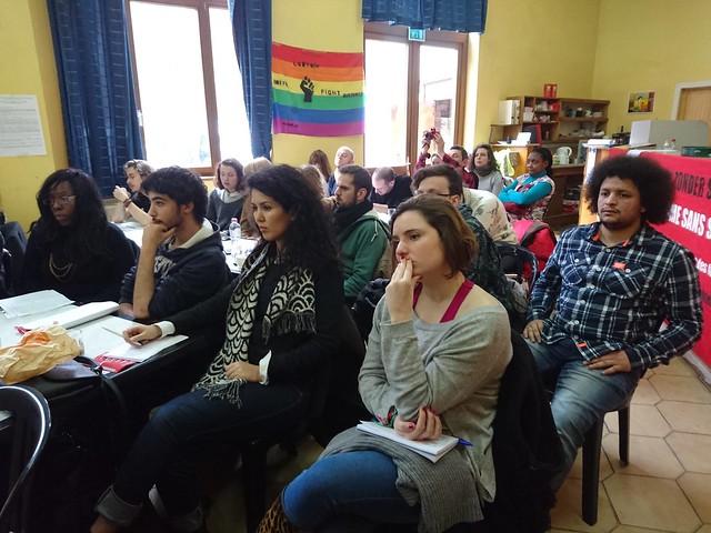 Internationale vrouwendag // PPICS