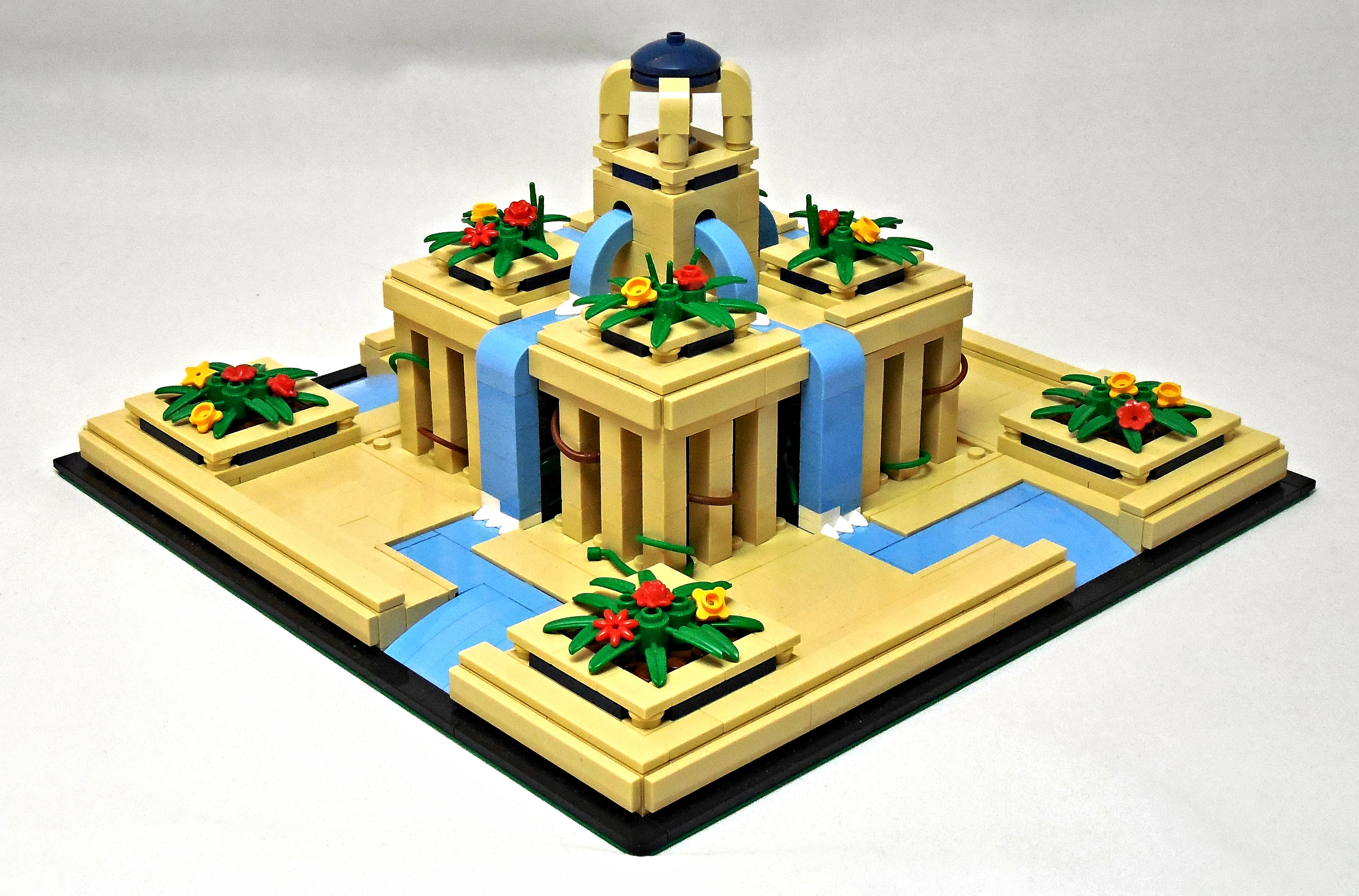 LEGO® MOC by Vitreolum: Hanging Gardens