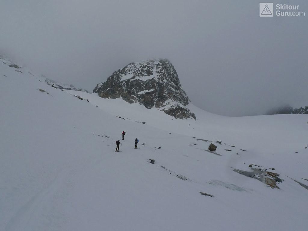 Ruderhofspitze NW (Franz Senn Hütte) Stubaiské Alpy Rakousko foto 07