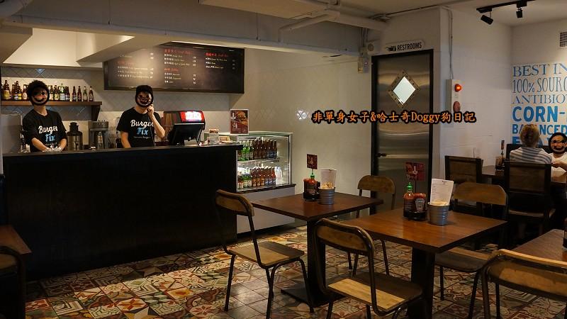 台北東區Burger Fix美式漢堡13