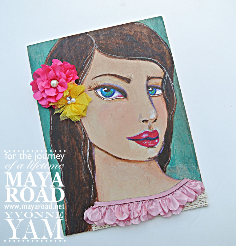 Mixed-media-girl-by-Yvonne-Yam-for-Maya-Road