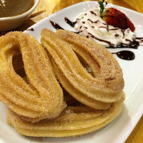 Then there were #churros.