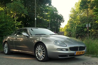 2002 Maserati Coupé