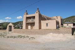 San Jose de Gracia Catholic Church, Las Trampas, NM