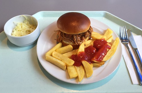 Pulled Pork & Steakhouse Pommes Frites