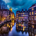 Lights of Amsterdam by Mark Shelley Photography