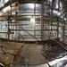 Rotunda Interior Restoration Work - April 2016 by USCapitol