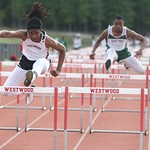 WHS Track and Field vs DFHS 4-13-2016