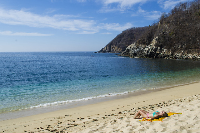 Playa Zipolite. Welcome To The Beach Of The Dead!: Another