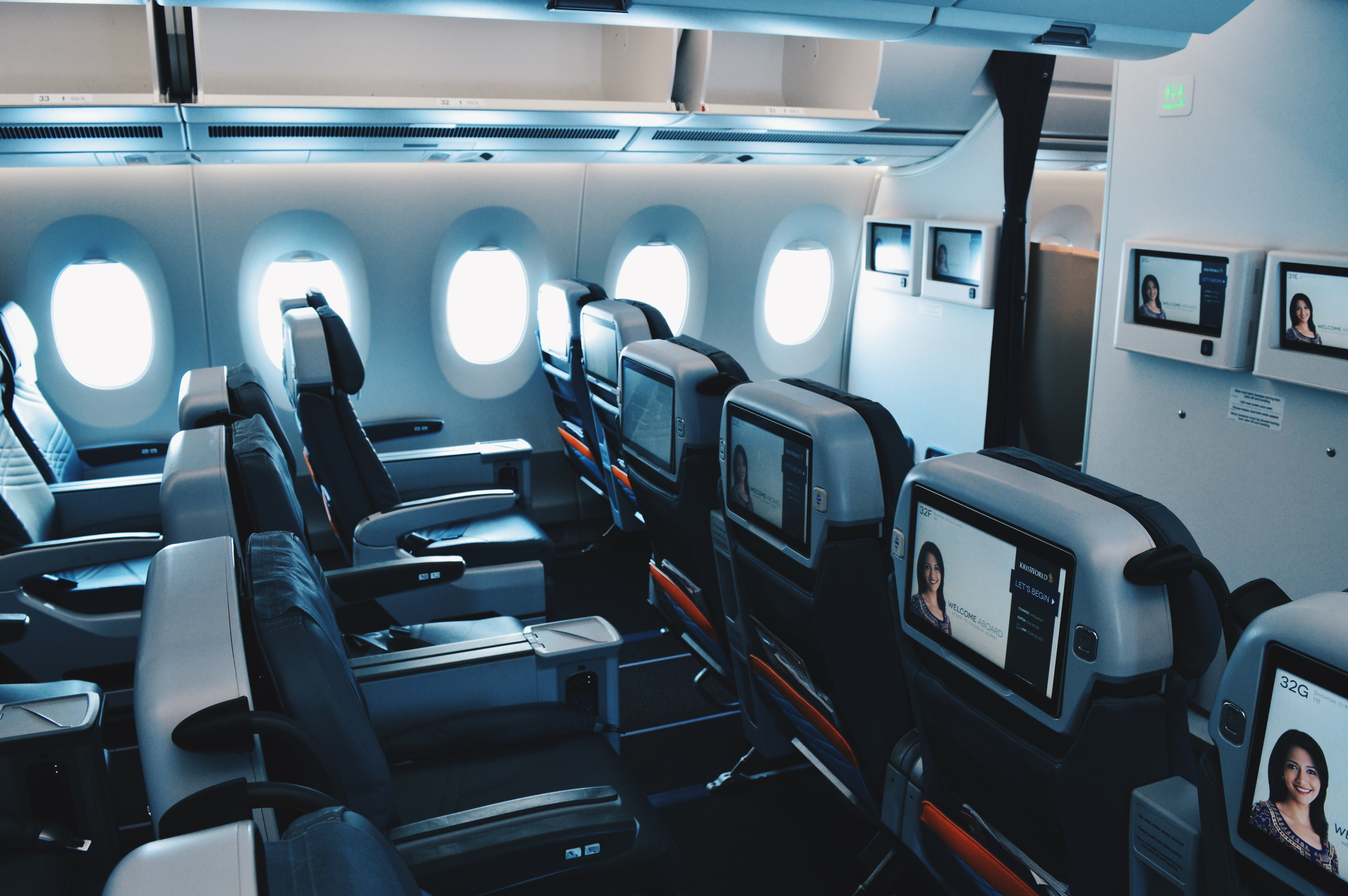 Review | Singapore Airlines A350 Business Class (Singapore – Kuala ...