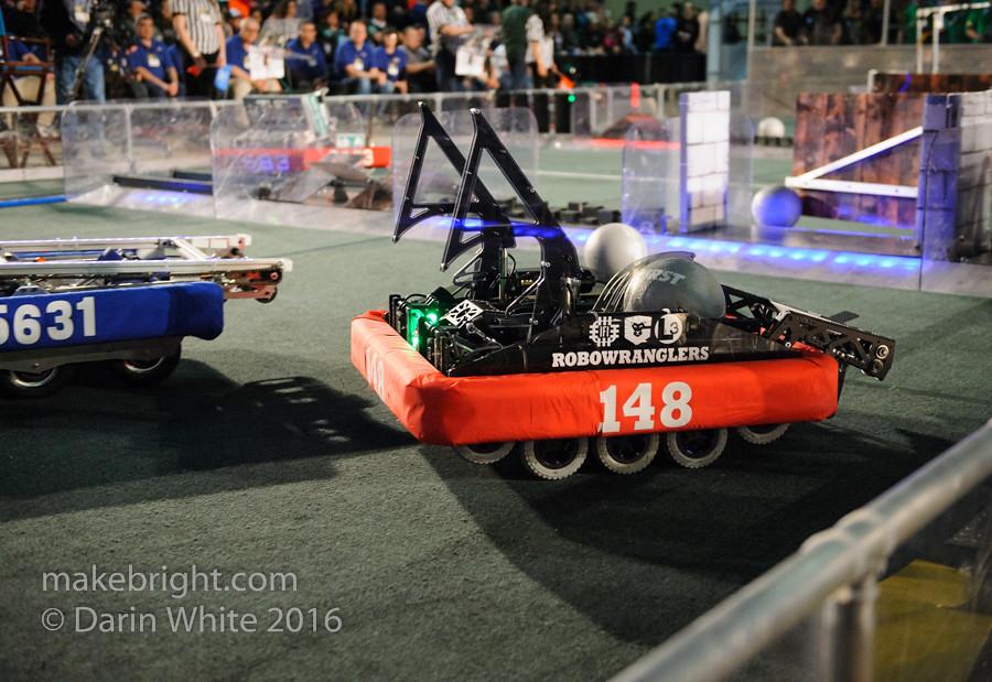 FIRST Robotics Regionals - UW - April 2016 242