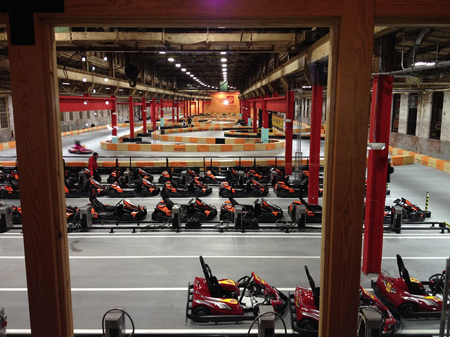 Karting | Nov 11, 2013 @ Slick Willies
