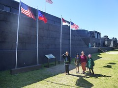 Fort Sumter flags