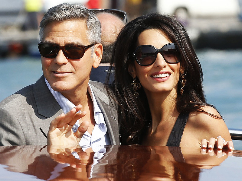 Фото | Семья Джорджа Клуни