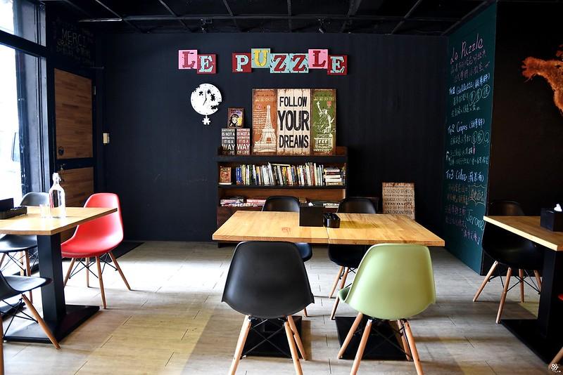 Le Puzzle Creperie & Bar 法式薄餅小酒館板橋早午餐推薦新埔站美食 (20)