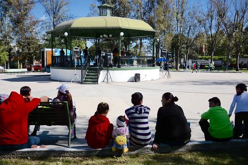 26 dic 2015. Mejoramiento de calles en Ciudad Granja