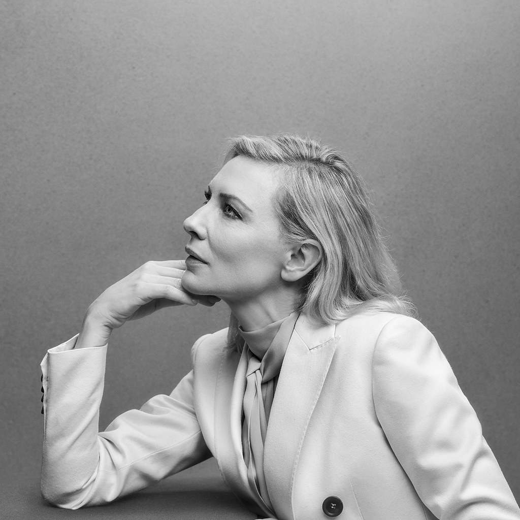 Кейт Бланшетт — Фотосессия для «Variety» 2015 – 1