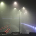 88444 Motorway fog 24 Jan 16. Created for the Take Aim 'F' Challenge by call me Michael