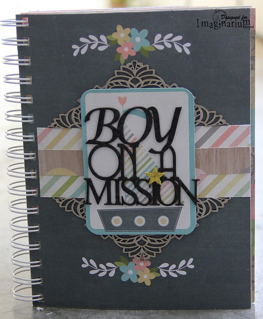 """Boy On A Mission"" Mini Album"